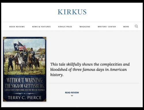 """Kirkus Reviews """"Without Warning"""""""